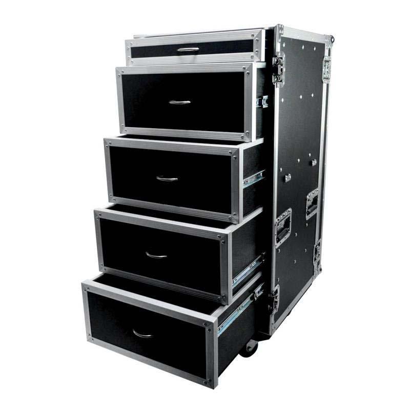 Case para equipamentos de vídeo