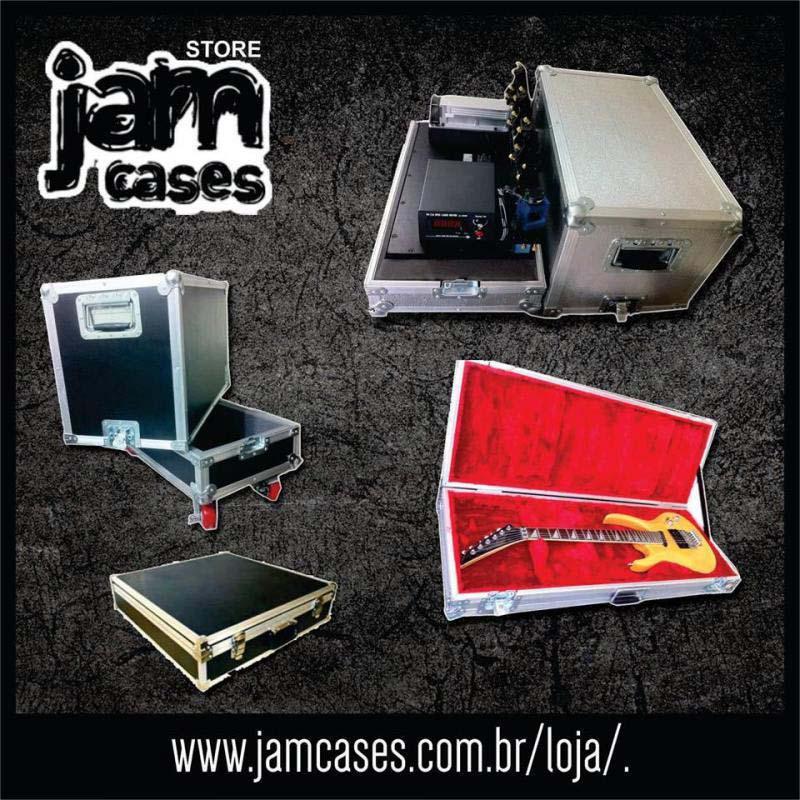 Hard case para instrumentos
