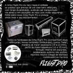 Case para equipamento de som